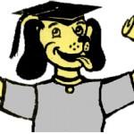 Logo for Ann Gafke's Teacher's Pet dog training school